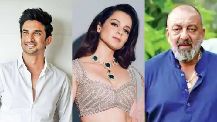 2020 wrap: SSR, Kangana Ranaut, Sanjay Dutt; biggest celeb ...